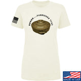 Men of Arms Apparel Ladies Forbidden Tuna T-Shirt T-Shirts SMALL / Cream by Ballistic Ink - Made in America USA