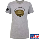 Men of Arms Apparel Ladies Forbidden Tuna T-Shirt T-Shirts SMALL / Light Grey by Ballistic Ink - Made in America USA