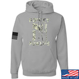 Men of Arms Apparel Fowty Fowlife Benjamin Hoodie Hoodies Small / Light Grey by Ballistic Ink - Made in America USA