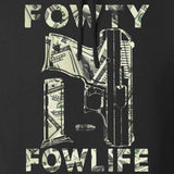 Men of Arms Apparel Fowty Fowlife Benjamin Hoodie Hoodies [variant_title] by Ballistic Ink - Made in America USA
