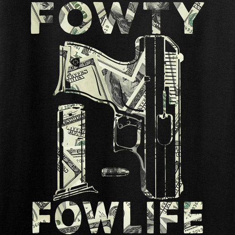 Men of Arms Apparel Fowty Fowlife Benjamin T-Shirt T-Shirts [variant_title] by Ballistic Ink - Made in America USA
