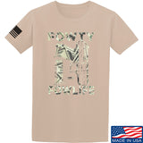 Men of Arms Apparel Fowty Fowlife Benjamin T-Shirt T-Shirts Small / Sand by Ballistic Ink - Made in America USA