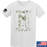 Men of Arms Apparel Fowty Fowlife Benjamin T-Shirt T-Shirts Small / White by Ballistic Ink - Made in America USA