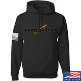 Men of Arms Apparel Fuken Hoodie Hoodies Small / Black by Ballistic Ink - Made in America USA