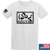 Men of Arms Apparel Hookers And Blow T-Shirt T-Shirts Small / White by Ballistic Ink - Made in America USA