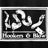 Men of Arms Apparel Ladies Hookers And Blow T-Shirt T-Shirts [variant_title] by Ballistic Ink - Made in America USA