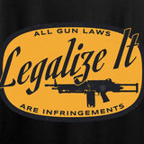 Men of Arms Apparel Legalize It T-Shirt T-Shirts [variant_title] by Ballistic Ink - Made in America USA