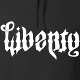 Men of Arms Apparel Liberty or Death Hoodie Hoodies [variant_title] by Ballistic Ink - Made in America USA
