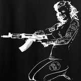 Men of Arms Apparel Marilyn AK T-Shirt T-Shirts [variant_title] by Ballistic Ink - Made in America USA
