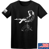 Men of Arms Apparel Marilyn AK T-Shirt T-Shirts Small / Black by Ballistic Ink - Made in America USA