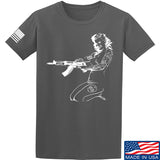 Men of Arms Apparel Marilyn AK T-Shirt T-Shirts Small / Charcoal by Ballistic Ink - Made in America USA