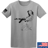 Men of Arms Apparel Marilyn AK T-Shirt T-Shirts Small / Light Grey by Ballistic Ink - Made in America USA