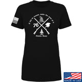 Men of Arms Apparel Ladies Patrick Henry Revolution T-Shirt T-Shirts SMALL / Black by Ballistic Ink - Made in America USA
