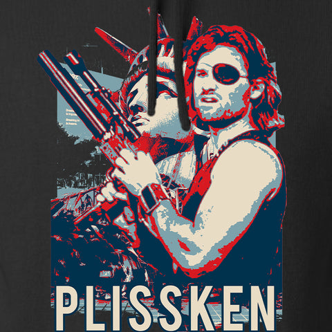 Men of Arms Apparel Plissken Hoodie Hoodies [variant_title] by Ballistic Ink - Made in America USA