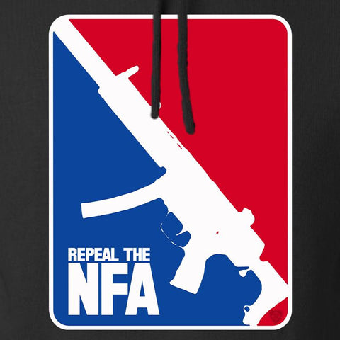 Men of Arms Apparel Repeal the NFA Hoodie Hoodies [variant_title] by Ballistic Ink - Made in America USA