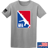 Men of Arms Apparel Repeal the NFA T-Shirt T-Shirts Small / Light Grey by Ballistic Ink - Made in America USA