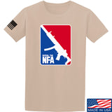 Men of Arms Apparel Repeal the NFA T-Shirt T-Shirts Small / Sand by Ballistic Ink - Made in America USA