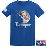 Men of Arms Apparel Thumper M79 T-Shirt T-Shirts Small / Blue by Ballistic Ink - Made in America USA