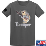 Men of Arms Apparel Thumper M79 T-Shirt T-Shirts Small / Charcoal by Ballistic Ink - Made in America USA