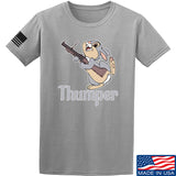 Men of Arms Apparel Thumper M79 T-Shirt T-Shirts Small / Light Grey by Ballistic Ink - Made in America USA