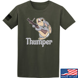Men of Arms Apparel Thumper M79 T-Shirt T-Shirts Small / Military Green by Ballistic Ink - Made in America USA