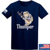 Men of Arms Apparel Thumper M79 T-Shirt T-Shirts Small / Navy by Ballistic Ink - Made in America USA