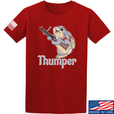 Men of Arms Apparel Thumper M79 T-Shirt T-Shirts Small / Red by Ballistic Ink - Made in America USA
