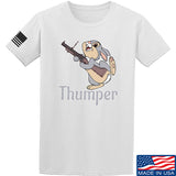 Men of Arms Apparel Thumper M79 T-Shirt T-Shirts Small / White by Ballistic Ink - Made in America USA
