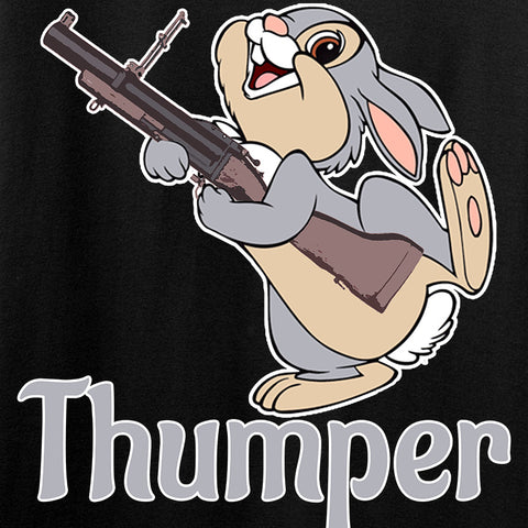 Men of Arms Apparel Ladies Thumper M79 T-Shirt T-Shirts [variant_title] by Ballistic Ink - Made in America USA