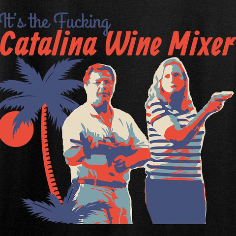 Ladies Catalina Wine Mixer T-Shirt