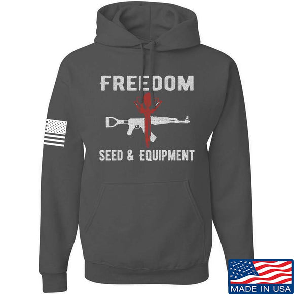 Freedom Seeds Equipment Hoodie [Mrgunsngear]