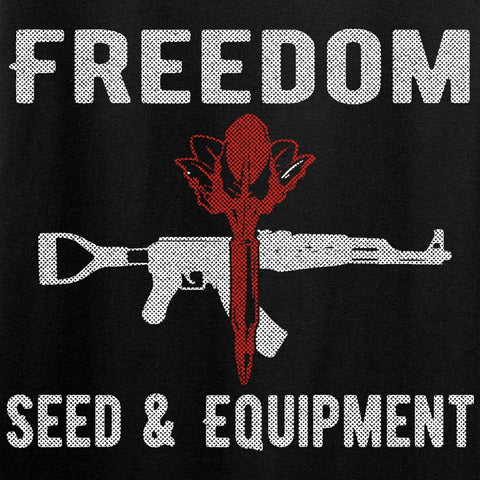 Freedom Seeds Equipment T-Shirt
