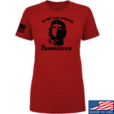 Ladies The Soviet Virus T-Shirt