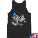 Ballistic Ink First Man on The Moon Tank Tanks SMALL / Black by Ballistic Ink - Made in America USA