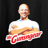 Mrgunsngear Ladies Mr. Clean V-Neck T-Shirts, V-Neck [variant_title] by Ballistic Ink - Made in America USA