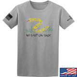 Mrgunsngear No Step On Snek T-Shirt T-Shirts Small / Light Gray by Ballistic Ink - Made in America USA