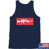 Mrgunsngear Supreme Mk12 Tank Tanks SMALL / Navy by Ballistic Ink - Made in America USA