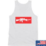 Mrgunsngear Supreme Mk12 Tank Tanks SMALL / White by Ballistic Ink - Made in America USA