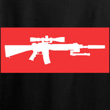 Mrgunsngear Supreme Mk12 T-Shirt T-Shirts [variant_title] by Ballistic Ink - Made in America USA