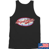 Mrgunsngear Mrgunsngear Logo Tank Tanks SMALL / Black by Ballistic Ink - Made in America USA