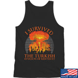 RapidFire Rachel I survived the Turkish invasion of Kentucky Tank Tanks SMALL / Black by Ballistic Ink - Made in America USA