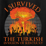 RapidFire Rachel I survived the Turkish invasion of Kentucky Tank Tanks [variant_title] by Ballistic Ink - Made in America USA