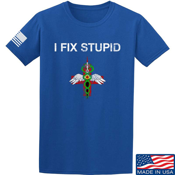 I Fix Stupid T-Shirt
