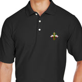 Skinny Medic Skinny Medic Logo Polo Polos [variant_title] by Ballistic Ink - Made in America USA