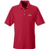 Skinny Medic Skinny Medic Logo Polo Polos Small / Red by Ballistic Ink - Made in America USA