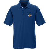 Skinny Medic Skinny Medic Logo Polo Polos Small / True Royal by Ballistic Ink - Made in America USA