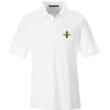 Skinny Medic Skinny Medic Logo Polo Polos Small / White by Ballistic Ink - Made in America USA