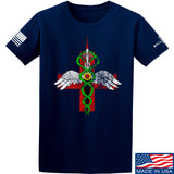 Skinny Medic Skinny Medic Logo T-Shirt T-Shirts Small / Navy by Ballistic Ink - Made in America USA