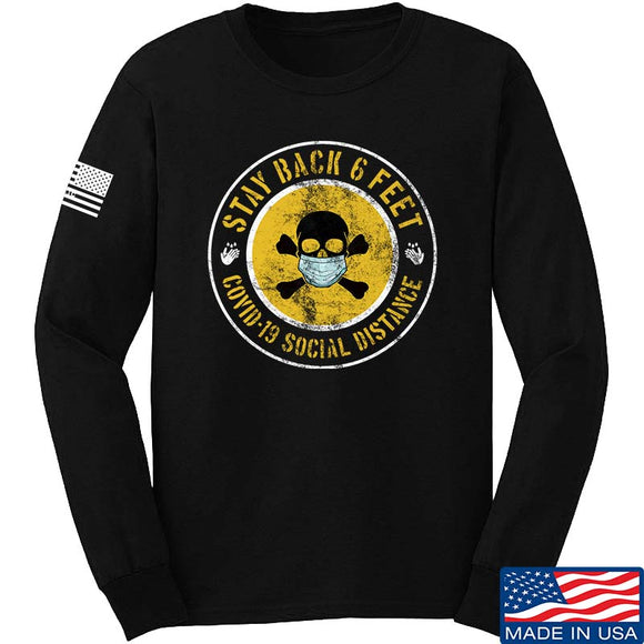 Social Distancing Long Sleeve T-Shirt
