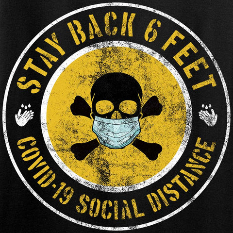 Social Distancing T-Shirt [MAC]